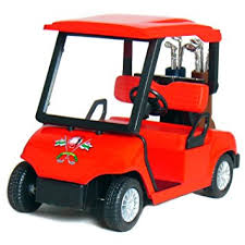 Riding a Golf Cart Florida the Agora Frog Way in Port Charlotte